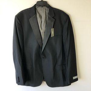 Hart schaffner Marx Mens New York black blazer